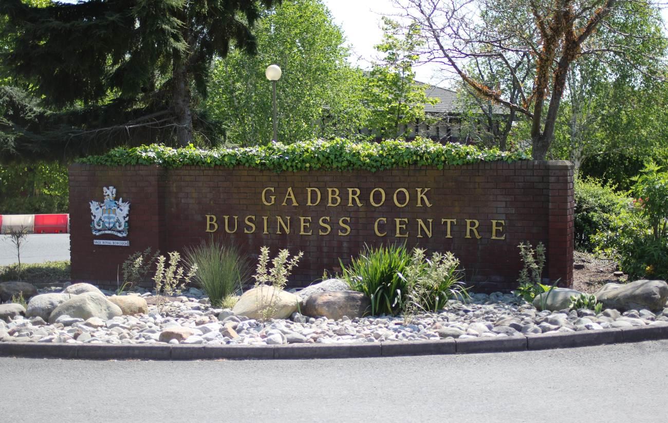 BID Business Centre Sign