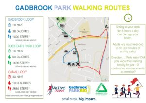 gadbrook-walking-route-map
